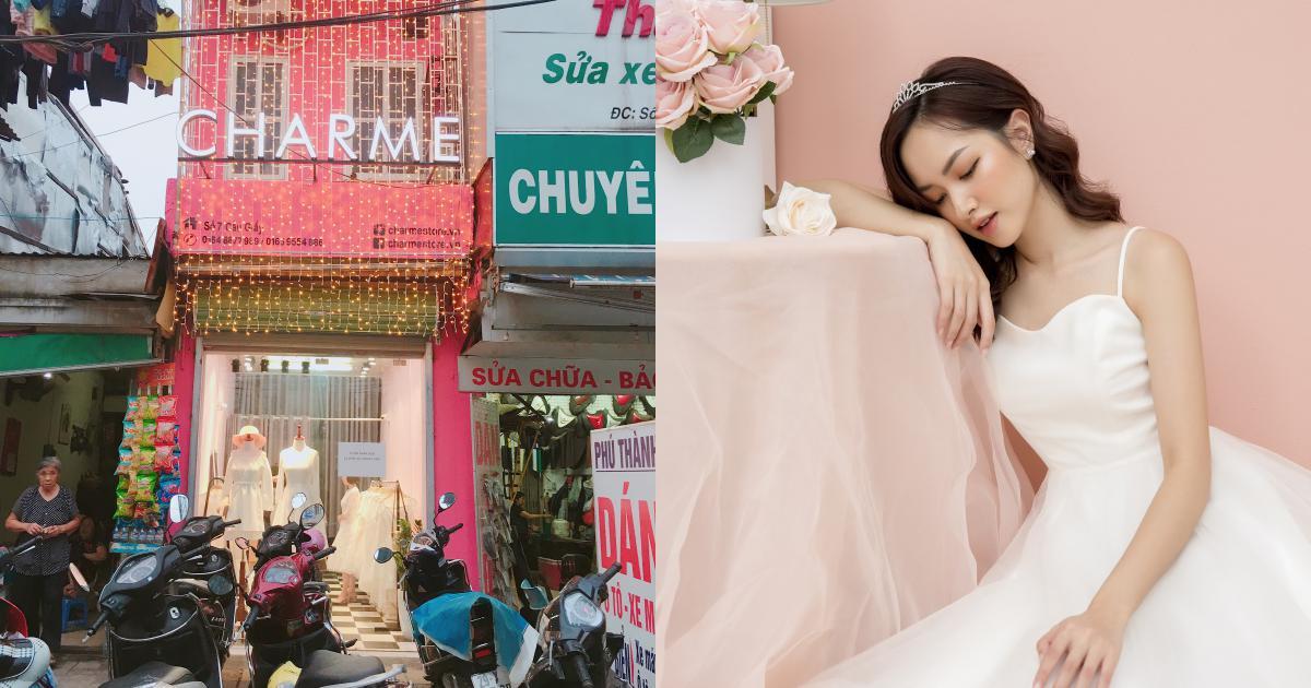 """Charme Store-thương hiệu dành cho các nàng theo """"style công chúa"""""""