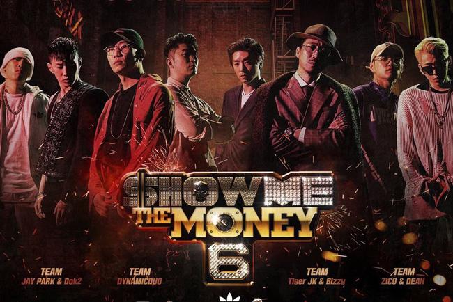 Chương trình Show Me The Money