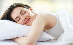 Ngủ sớm, ngủ sâu và đủ giấc
